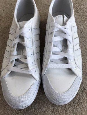 Adidas Leder Sneaker