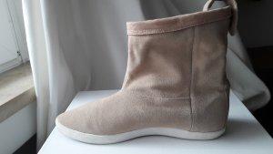 Adidas Leder Sneaker-Booties