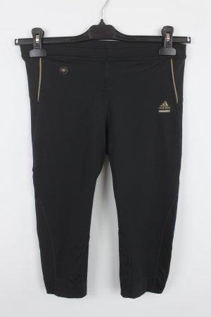 Adidas Legging Sporthose Gr. SX schwarz (18/7/007)