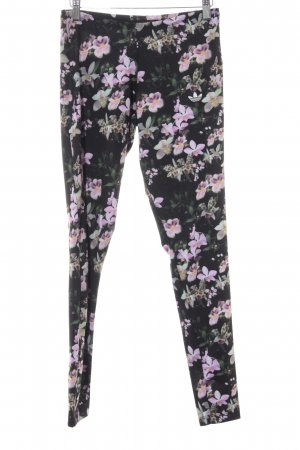 Adidas Leggings flower pattern casual look