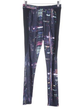 Adidas Leggings mehrfarbig extravaganter Stil