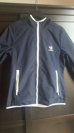 Adidas leichte Jacke Gr L
