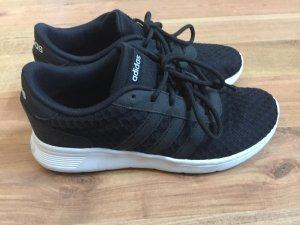 Adidas Lite Racer Sneaker schwarz Gr. 39 1/3