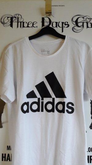 adidas logo shirt T-shirt Blogger