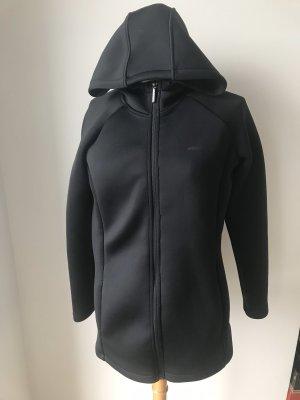 Adidas Long Sleeve Jacke Schwarz Sportlich Gr L Übergangsjacke