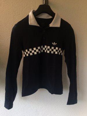 Adidas Longsleeve dunkelblau