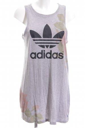 Adidas Longtop Blumenmuster Casual-Look