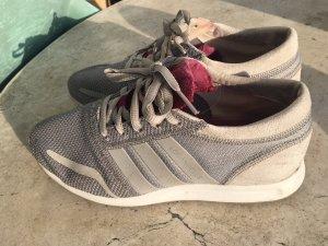 Adidas Zapatilla brogue gris-púrpura