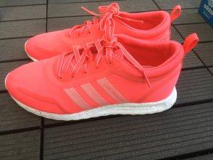 Adidas Sneakers met veters zalm-lichtrood