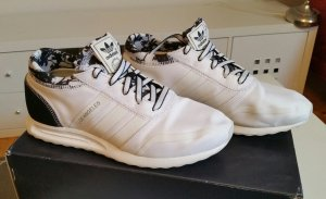 Adidas Los Angeles Sneaker weiß schwarz