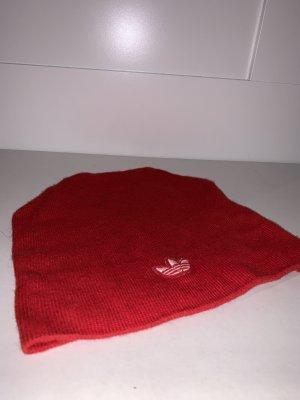 Adidas Beanie red