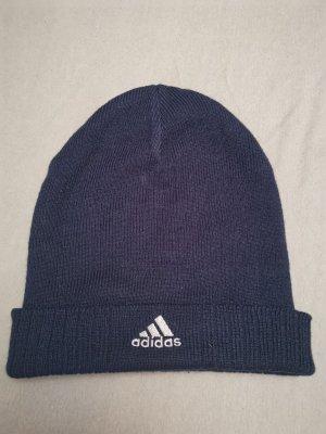 Adidas Berretto blu
