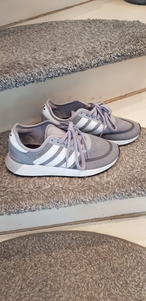 Adidas Lace-Up Sneaker light grey