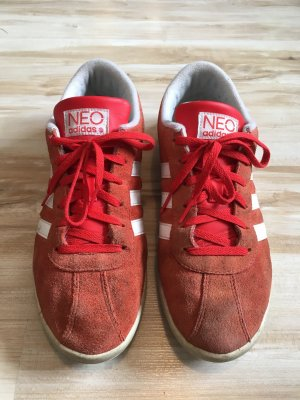 Adidas NEO Sneaker rosso