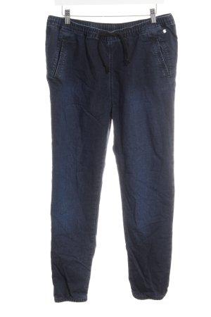 Adidas NEO Baggy Pants dunkelblau Casual-Look