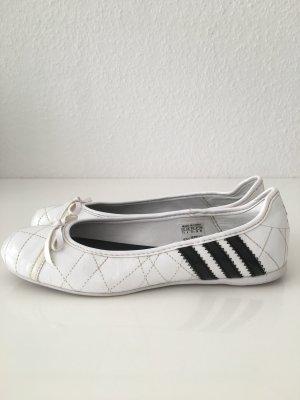 Adidas NEO Ballerines blanc cassé-blanc
