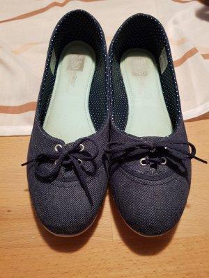 Adidas NEO Bailarinas azul-azul oscuro