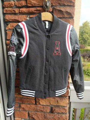 Adidas Neo College Jacke Gr M