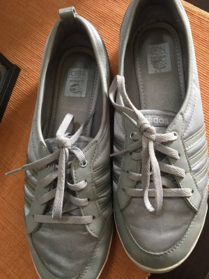 Adidas NEO grau Ballerina Sneaker