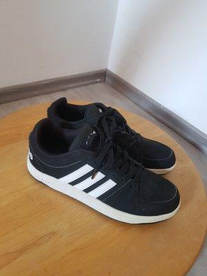 Adidas NEO Sneakers met veters zwart