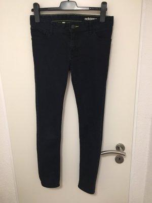 Adidas NEO Jeans slim noir