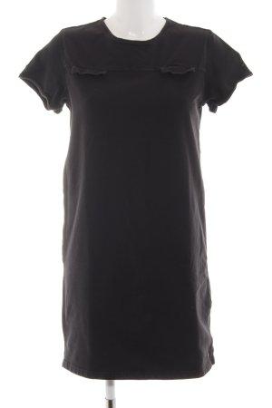 Adidas NEO Robe en jersey noir style décontracté