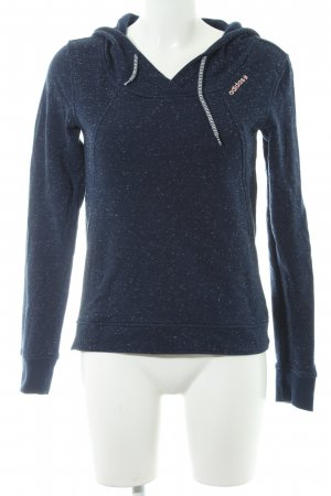 Adidas NEO Kapuzensweatshirt Farbtupfermuster sportlicher Stil
