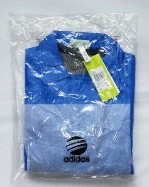 Adidas NEO Giacca in pelle blu