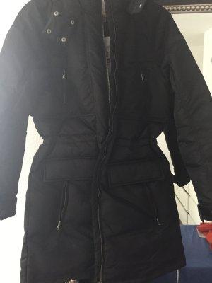 Adidas NEO Abrigo corto negro