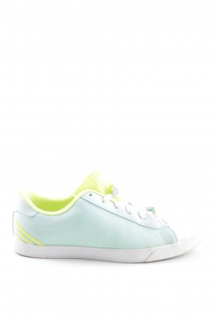 Adidas NEO Lace-Up Sneaker multicolored athletic style
