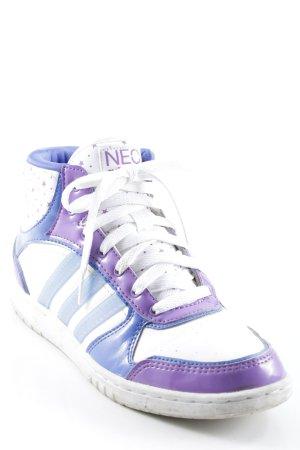 Adidas NEO Schnürsneaker Sternenmuster sportlicher Stil