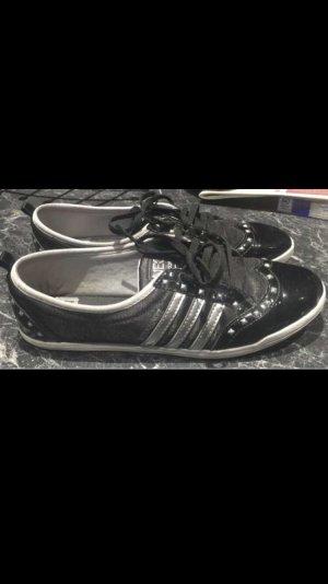 Adidas NEO Zapatillas negro-color plata