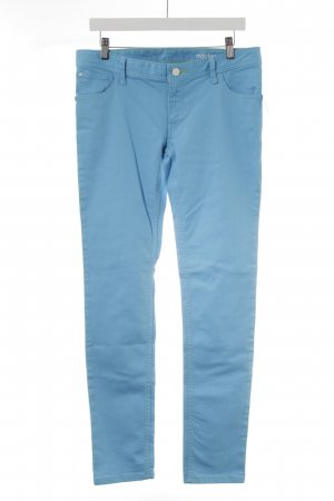 Adidas NEO Skinny jeans lichtblauw casual uitstraling