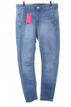 "Adidas NEO Slim Jeans ""Drop Crotch"" himmelblau"
