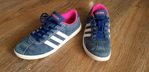 Adidas NEO Lace-Up Sneaker blue