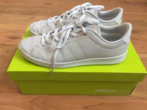 Adidas Neo Sneaker Advantage Clean Beige/Creme Gr. 39 1/3