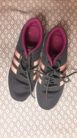 Adidas NEO Lace-Up Sneaker grey-pink