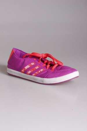 Adidas Neo Sneaker lila-pink