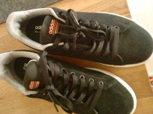 adidas neo Sneaker schwarz weiß 40