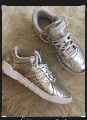 Adidas Neo Sneaker Silber Gr. 37/38