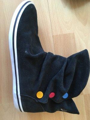 Adidas Neo Sneaker Velours Leder