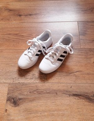 Adidas NEO Sneaker weiß schwarz Gr. 37