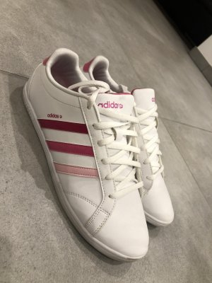 Adidas Neo sneaker White Pink Trainers Casual