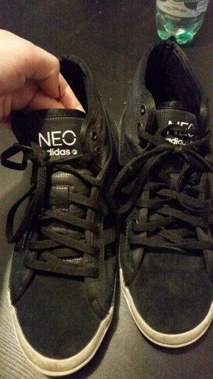 adidas Neo Sneakers in schwarz