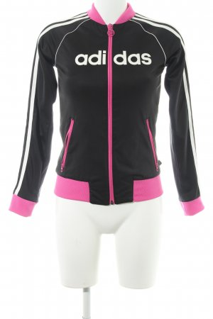 Adidas NEO Giacca sport caratteri stampati stile atletico