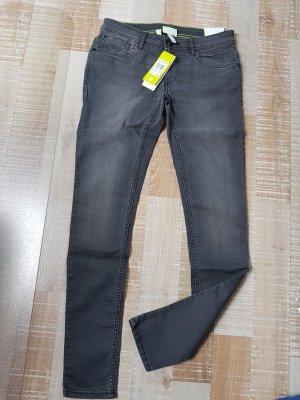 Adidas Neo Super Skinny Jeans W30 L32 Neu Grau