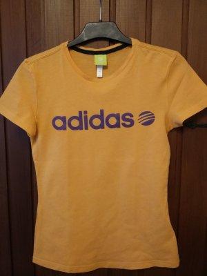 Adidas Neo T-Shirt orange-lila