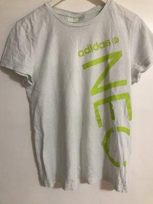Adidas neo T-Shirt weiss