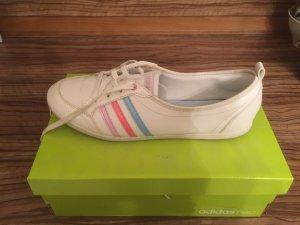 Adidas NEO Zapatilla brogue blanco