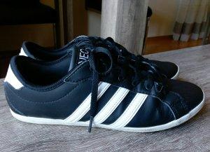 Adidas NEO Turnschuhe - schwarz